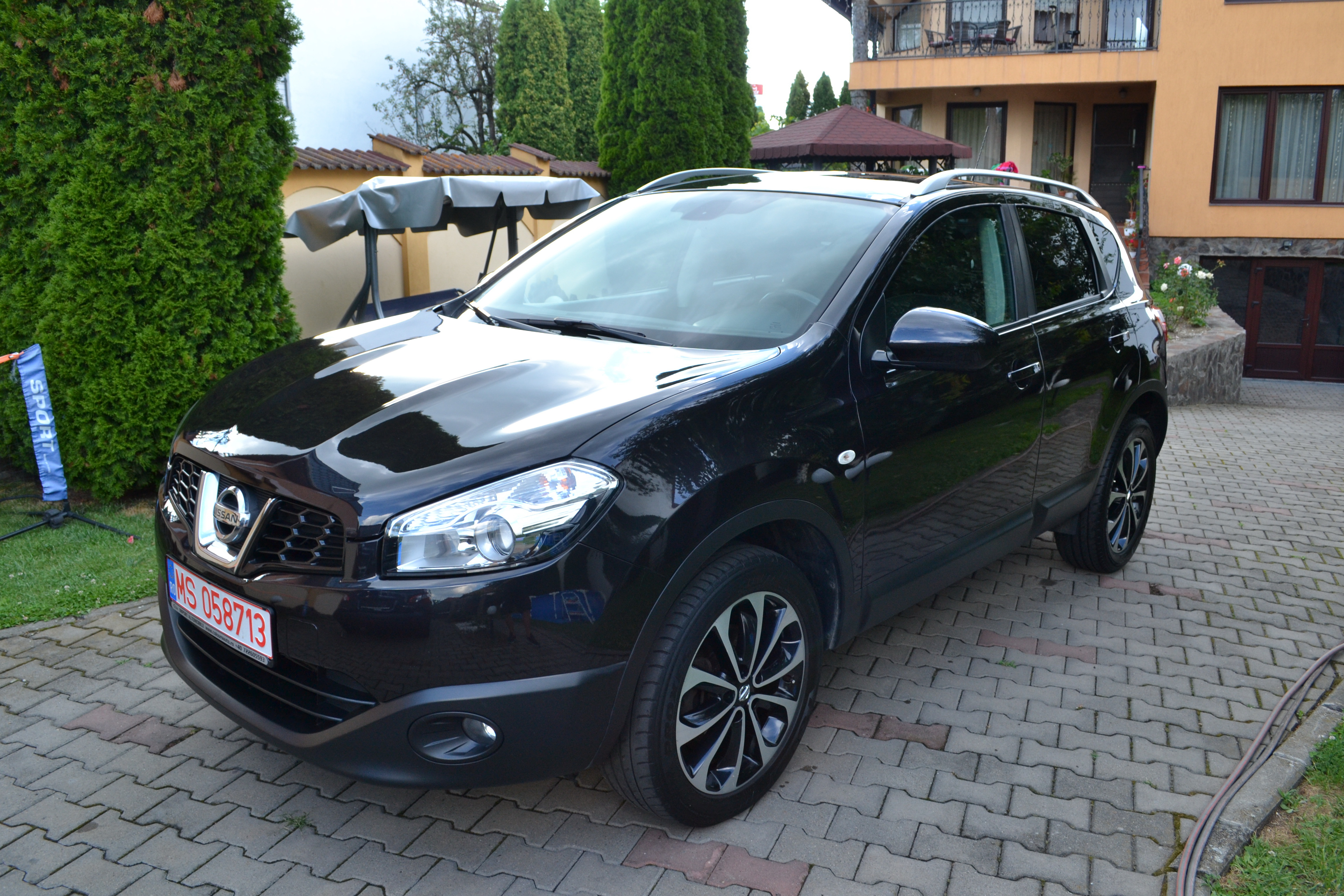 Nissan QASHQAI 1.5dCi CONNECT EDITION CLIMATRONIC!!NAVI!!EURO5!!