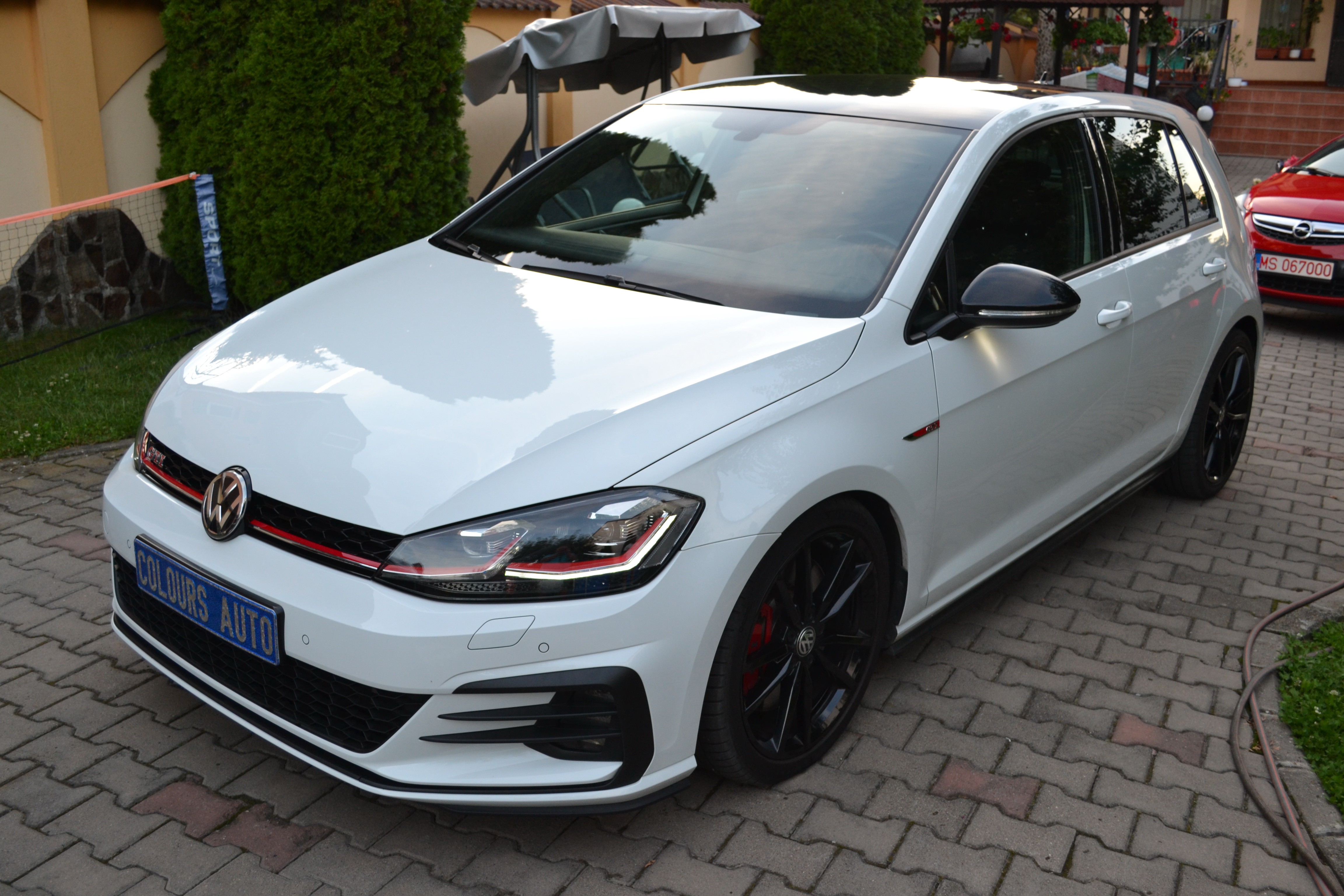 VW GOLF  2.0TSI GTI PERFORMANCE!!EURO6!!